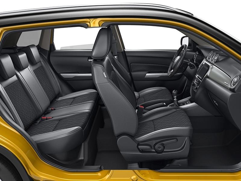 Suzuki - Nouveau Vitara